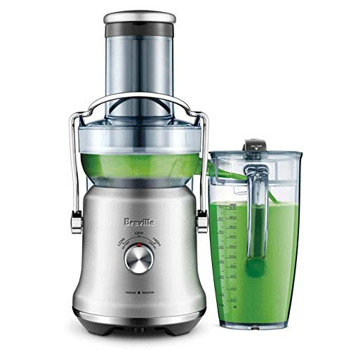 """Breville the Juice Fountain SL Cold Plus 70oz Cold Spin Electric Juicer w/ 3.5"""" Extra Wide Chute - BJE530BSS1BUS1"""