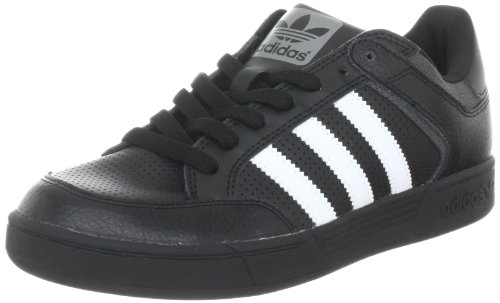 Adidas Originals Varial Low, Zapatillas de Estar por casa para Hombre, Black/Running White FTW/Neo Iron Met. F, 45.3333333333 EU