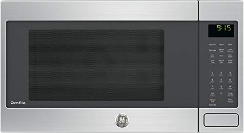 "GE Profile PEB9159SJSS 22"" Countertop Convection/Microwave Oven with 1.5 cu. ft. Capacity in Stainless Steel"