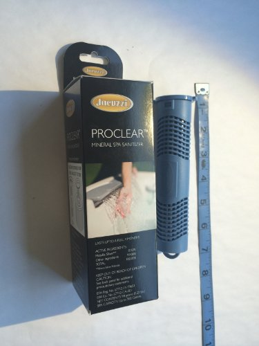 Jacuzzi ProClear Mineral Spa Sanitizer, 2890-185