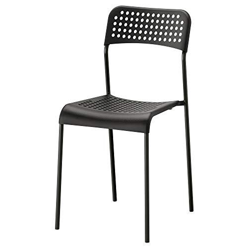 IKEA(イケア) ADDE チェア ブラック