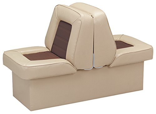 Wise 8WD505P-1-662 Deluxe Bucket Style Lounge Seat (Sand/Brown)