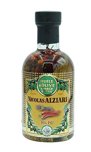bester Test von pizzaol PILI PILI Olivenöl, Pizzaöl, Grillöl, kaltgepresstes Olivenöl, Paprika und Kräuter, Chiliöl…