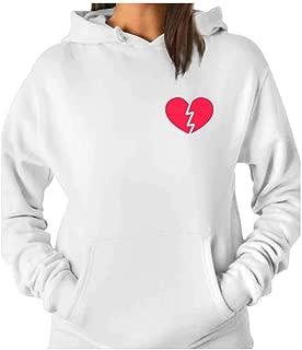 Best broken heart hoodie Reviews