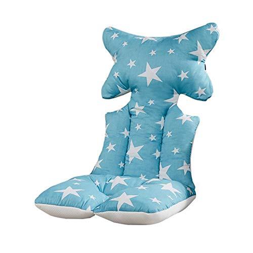 Bloomma Baby Seat Liner pour Poussette, soutient Les Nouveau-nés, Les Nourrissons, Easy Universal Fit