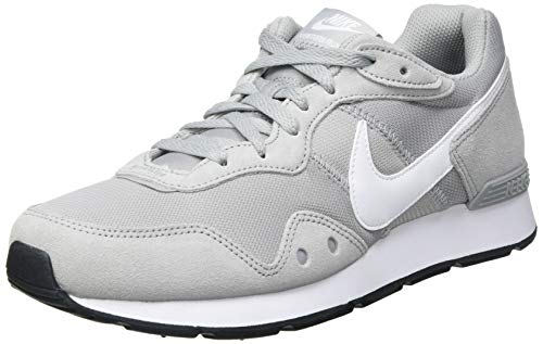 NIKE Venture Runner, Zapatillas Hombre, Gris (Light Smoke Grey/White/Black), 41 EU