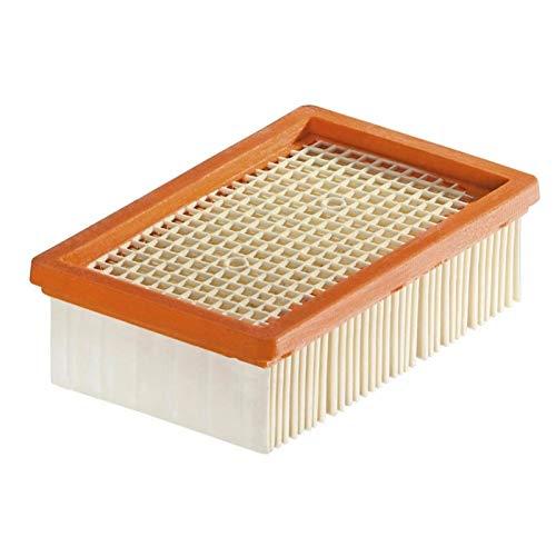 LITAO-XIE, LT-Home, Filtro for KARCHER MV4 MV5 MV6 Wd4 WD5 WD6 seco y húmedo Aspiradora Piezas de Repuesto # 2,863-005,0 filtros HEPA Bolsa for Polvo (tamaño : 1pcs)