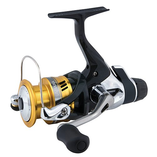 Shimano Sahara 1000 R, Spinning Angelrolle mit Heckbremse, SH1000R