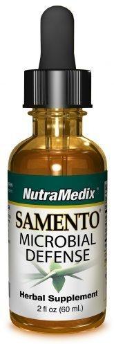 Nutramedix Samento TOA-Free Cat's Claw 60ml by Nutramedix