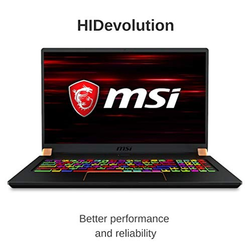 Compare HIDevolution MSI GS75 9SF Stealth (MS-GS751243-HID11) vs other laptops
