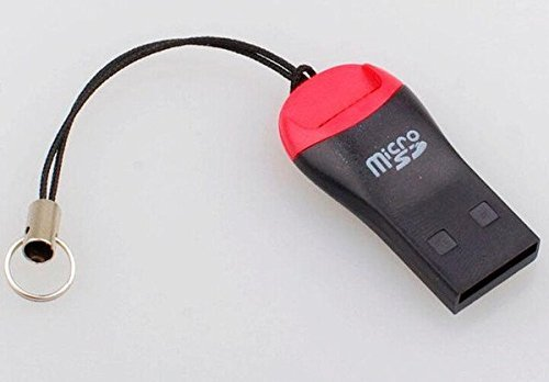 M003 USB Single Card Reader for TF, M2, Micro SD, T-Flash Memory...