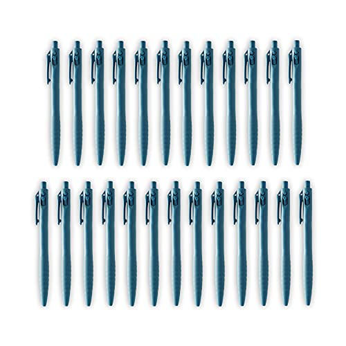 Bolígrafo detectable QU0010AA, resistente a golpes, ergonómico, antideslizante. Tinta azul.
