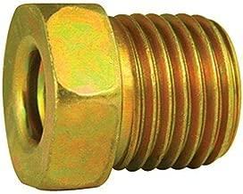 Steel Tube Nut, 1/4 (1/2-20 Inverted), 10/bag