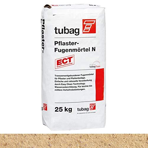 tubag Pflasterfugenmörtel PFN 25kg Beige