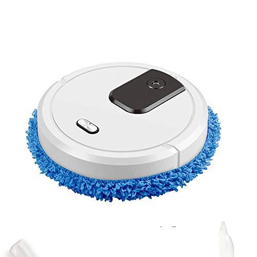 Ys-s Shop-Anpassung Mop Roboter, intelligente Haushalt Mopp Befeuchten Sprayer integrierte automatische Reinigungsmaschine, intelligent Hindernisse vermeiden, geringes Rauschen, geeignet for alle Arte
