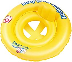 Bestway Swim Safe Swimming Ring , Yellow