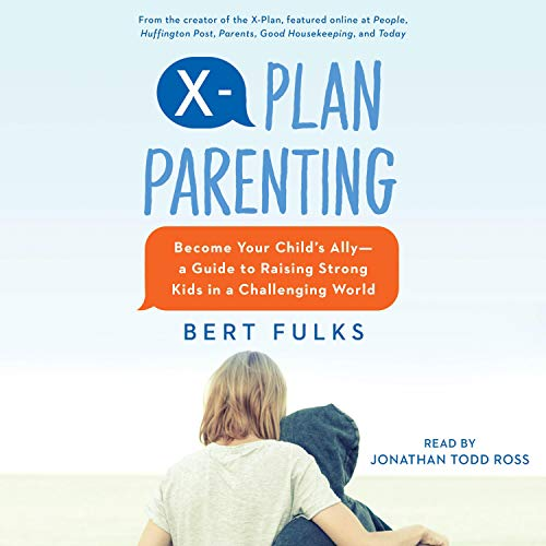 X-Plan Parenting cover art