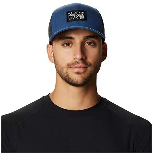 Mountain Hardwear Standard MHW Logo Trucker Hat, Blue Horizon, One Size