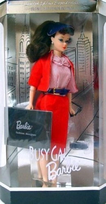 autobusy Gal Barbie Limited edizione 1960 Reproduction moda & bambola by Barbie