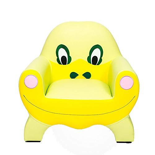 Aszhdfihas-sofa Mobili Imbottiti per la Camera dei Bambini Bambini Recliner Divano per Bambini Divano per divani Mobili per Soggiorno Green Frog Sedia, Sacchi di Fagioli del Salone