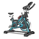 HZYD Sport Biking Indoor VéLo D'Appartement RéSistance Variable Hauteur RéGlable Ultra Silencieux avec VéLo D'IntéRieur...