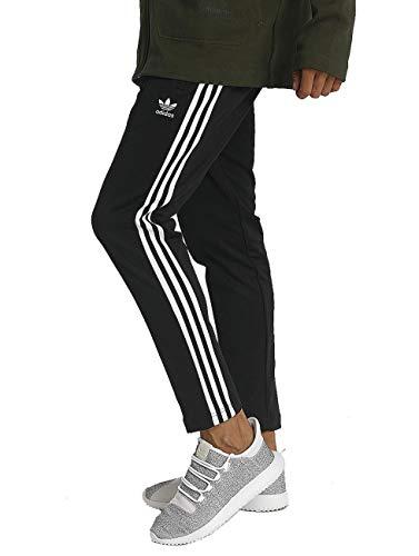 Adidas Beckenbauer TP, Pantaloni Sportivi Uomo, Nero Black), 56 (Taglia produttore:XL)