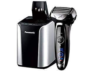 Panasonic Arc5 Electric Razor for Men, 5 Blades Shaver and Trimmer, shave sensor Technology, Automatic Clean and Charge Station, Wet Dry - ES-LV95-S (B00FPQ70Z2) | Amazon price tracker / tracking, Amazon price history charts, Amazon price watches, Amazon price drop alerts
