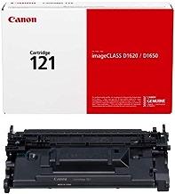Canon Genuine Toner 121 [3252C001], 1-Pack (Black), Works...