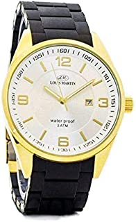 Louis Martin Casual Watch For Men Analog Rubber - 403