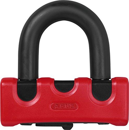 ABUS Diebstahlsicherungen Granit Power XS 67, Red, 58090