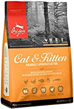 ORIJEN Dry Cat Food, Cat & Kitten, Biologically Appropriate & Grain Free