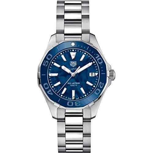 TAG Heuer Aquaracer Damen-Armbanduhr 35mm Schweizer Quarz WAY131S.BA0748