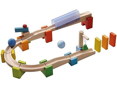 Haba Selection 7461 Meine erste Kugelbahn - Grundpackung Tunnelfahrt