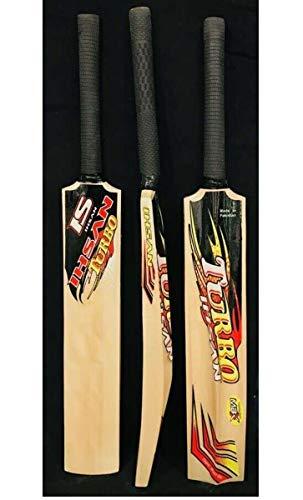 ND Sports U-IHSAN Cricket Bat Kricket-Schläger, Mehrfarbig, Einheitsgröße