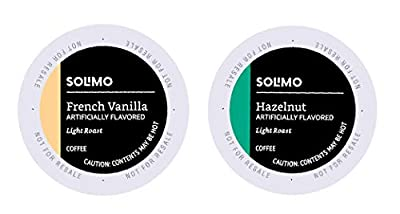 Solimo Assorted pack single serve cups, 100 ct from Solimo