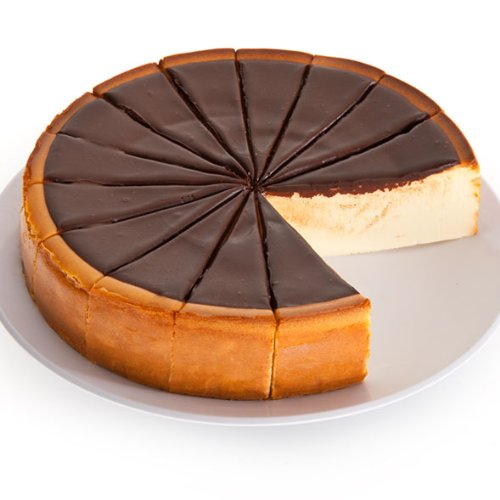 New York Chocolate Fudge Cheesecake - 6 Inch