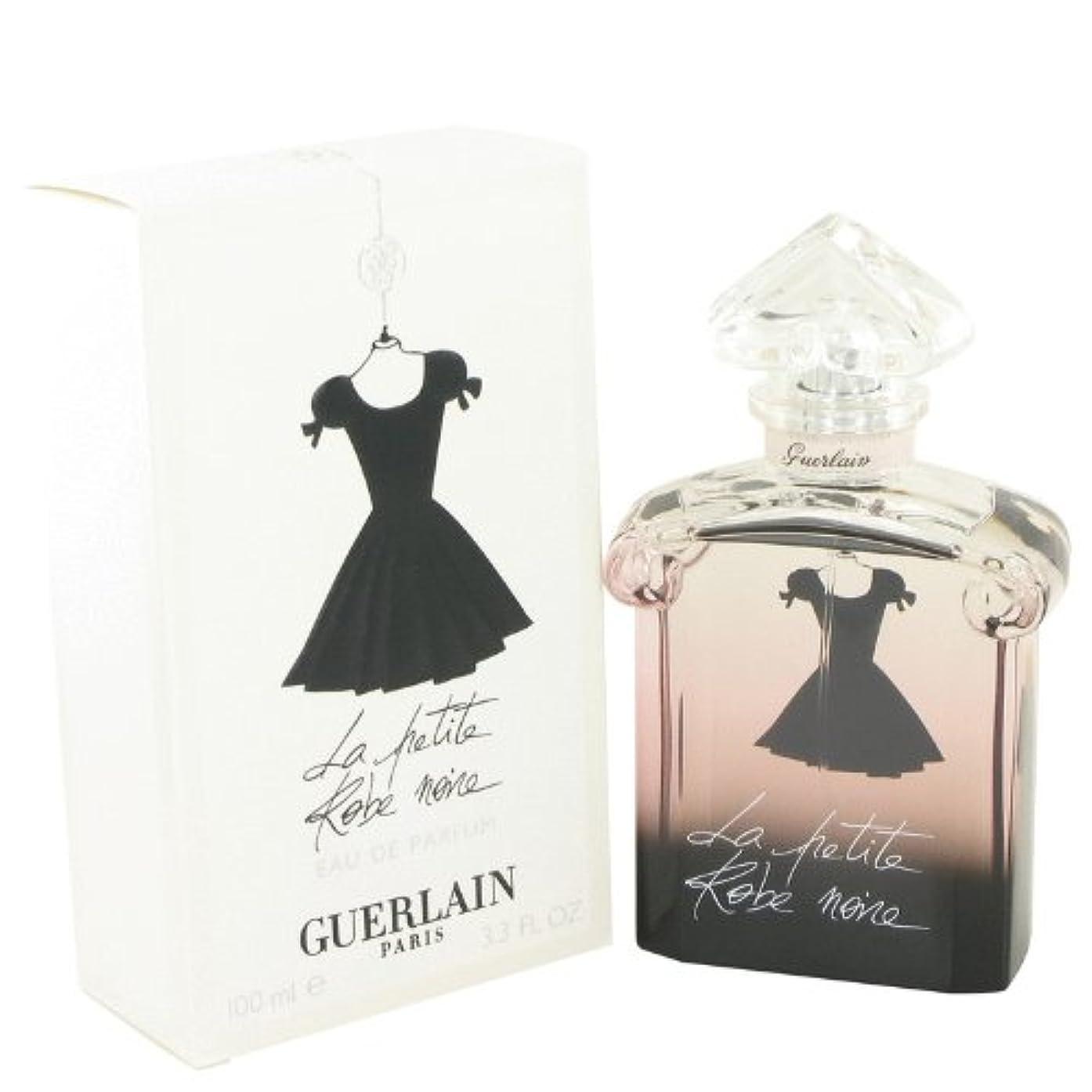 永久委任最終La Petite Robe Noire (ラ プティ ローブ ノアー) 6.7 oz (200ml) Body Milk by Guerlain for Women