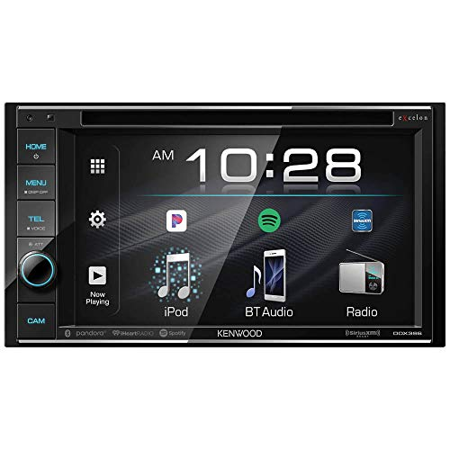 [D] Kenwood DDX396 6.2 inch DVD Receiver with Bluetooth