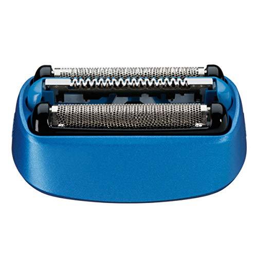 weichuang Afeitadora y depiladora de afeitadora y depiladora 40B, cabezal de papel de aluminio de repuesto para afeitadora Braun CoolTec CT2s CT2cc CT3cc CT4s CT4cc