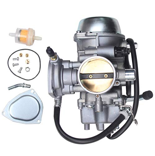 BH-Motor nuevo carburador para Yamaha Grizzly 600 660 YFM600 YFM660 ATV carburador