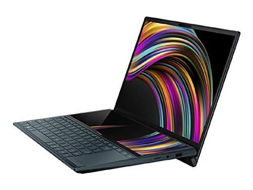 ASUS ZenBook Duo 14 blau 14