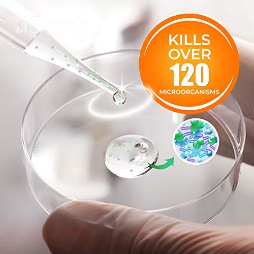 RMR-141 Disinfectant Spray Cleaner, Kills 99% of Household Bacteria and Viruses, Fungicide Kills Mold & Mildew, EPA Registered, 32-Ounce Bottle