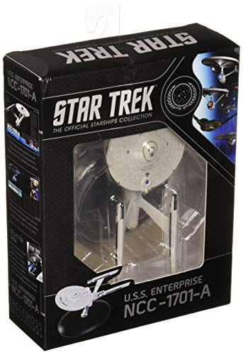 Price comparison product image Star Trek The Official Starships Collection 12: USS Enterprise NCC-1701A Ship Replica