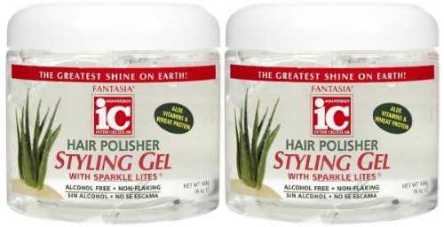 Price comparison product image Fantasia IC Polish Gel Regular,  16 oz,  2 pk