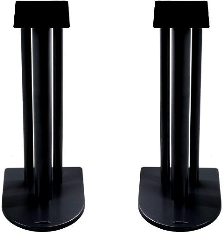 Atacama Nexus 6i Lautsprecherstnder   Boxenstnder mit Kabelmanagement 600 mm 1 Paar Schwarz