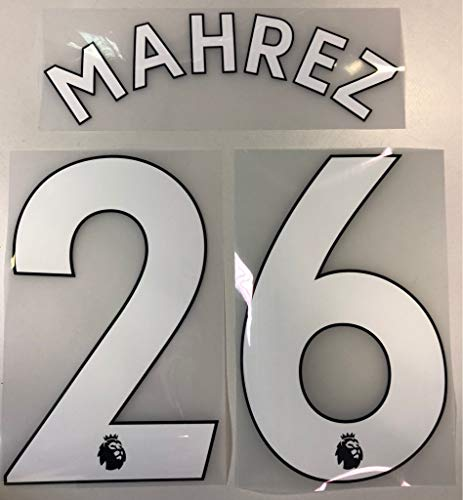 Flock Original Premier League Trikot 23cm - MAHREZ 26