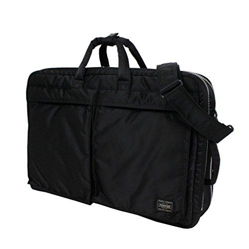 Porter Tanker / 3way Briefcase 07460 Black / Yoshida Bag
