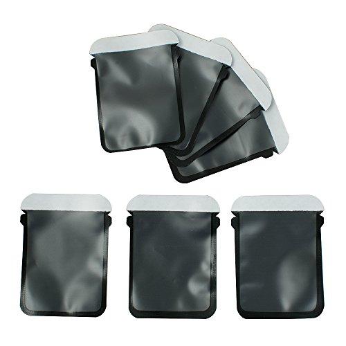 Scenstar 600 pezzi di buste a barriera per piastre al fosforo, radiografie dentali, piastre di stoccaggio di taglia 2.