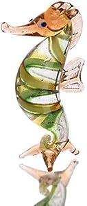 crystalsuncatcher Figura de animal de cristal hecho a mano, multicolor