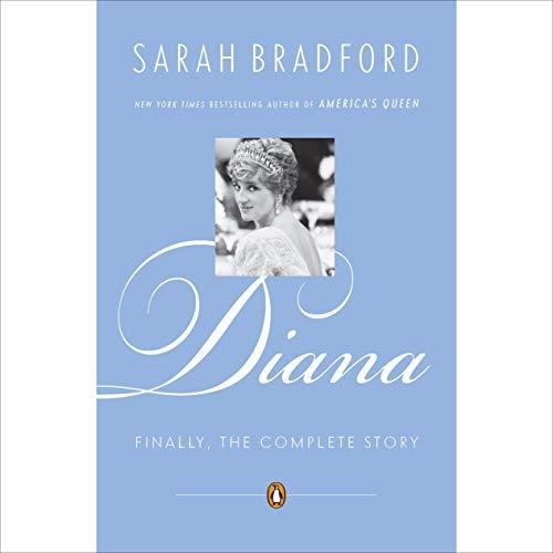 Diana Audiobook By Sarah Bradford cover art